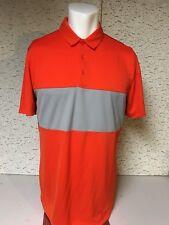 New Nike Golf Breathe Color Block Polo Sz M 833067 891 Free Ship! $80 Retail!