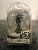 "McFARLANE'S MILITARY SERIES 1 ARMY PARATROOPER 2"" MINI FIGURE"