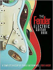 NEW The Fender Electric Guitar Book by Tony Bacon