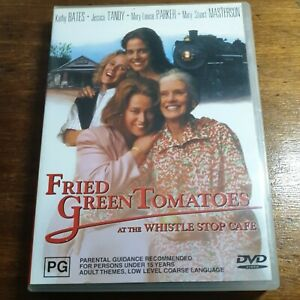 Fried Green Tomatoes at the Whistle Stop Cafe DVD R4 Like New! FREE POST