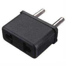 5Pcs US USA America to EU EUR Europe AC Power Plug Adapter Travel Converter