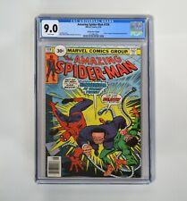 Amazing Spider-Man #159 CGC 9.0 (WP) 30 Cent Price Variant - Dr. Octopus App.
