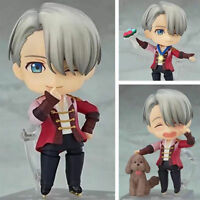 Nendoroid OR YURI!!! on ICE Victor Nikiforov 741 # 10cm PVC Action Figure New NB