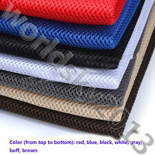Black/Gray/Buff/Brown/Red/Blue/Pink Speaker Dust Gille Cloth Filter Fabric Mesh