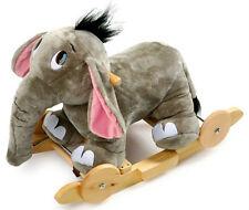 Schaukelpferd Schaukeltier Elefant Rollpferd Baby Kleinkind