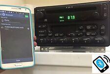 Ford Mercury 01 02 03 04 05 Radio AMFM CD Cassette. Bluetooth Capability
