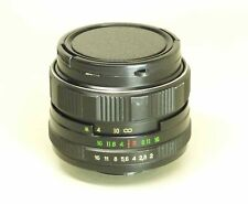 Helios 44M-4 2/58mm Russian lens screw M42 for Zenit #87299517