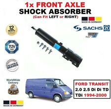 FOR FORD TRANSIT 2.0 2.5 Di Di TD TDi 1994-2000 1x FRONT SACHS SHOCK ABSORBER