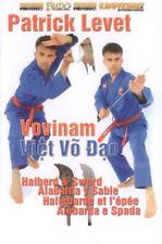 Vovinam Viet Vo Dao - Halberd & Sword DVD von Patrick Levet