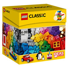 Lego Classic Creative Building Box (580 Pieces)