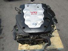 2003 2004 350Z Infiniti G35 3.5L V6 ENGINE 6 SPEED TRANSMISSION JDM VQ35DE VQ35