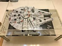 Display case for Star Wars Millennium Falcon 75192(Australia Top Rated Seller)