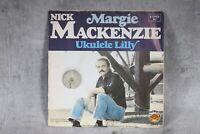 """7"""" Single Vinyl Schallplatte - Nick Mackenzie 1981"""