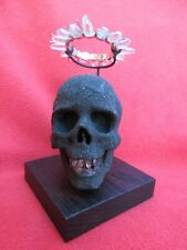New listing Magnificent Magical Carved Skull Of Impermanence Shamanic Fetish ~ Indonesia< 00004000 /a>