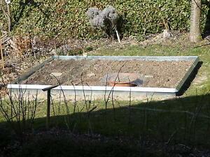 Schneckenzaun Schneckenschutz Schneckenabwehr Komplett Sets