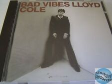 CD LLOYD COLE BAD VIBES