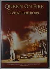 DVD [Like New] QUEEN (Freddie Mercury) Live At The Bowl - Play The Game more