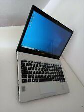 Fujitsu Lifebook S935 Laptop, Intel i5-5200U CPU Windows 10, 256 GB HD, 8 GB Ram