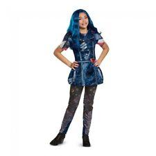 Disney Evie Classic Descendants 2 Costume Blue Small 4 6x Party Supplies Girls