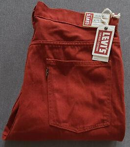 Herren Jeans LEVIS LEVI´S Vintage Clothing STA-PREST W34
