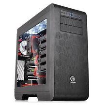 Case Thermaltake nero per prodotti informatici USB