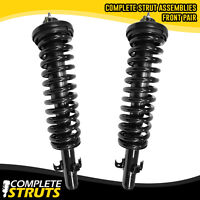 Front Quick Complete Strut & Coil Springs w/ Mounts Pair for 95-98 Honda Odyssey