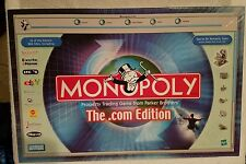 Dot Com Edition Monopoly (Open) Board Game