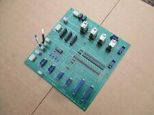 MAZAK SQT10MS FUSION 1999 D65UB002760 I/O BOARD, INC VAT
