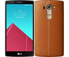 LG G4 H815 - 32GB - Brown Leather
