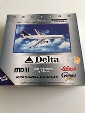 GeminiJets 1:400 Modellflugzeug, Delta Airlines, McDonnell Douglas MD-11