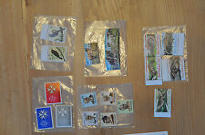 NEW ZELAND mint stamp and stamp postcard lot