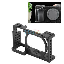 Protective Video Camera Cage Stabilizer Case Cover for Sony A6300 A6000 NEX7 SA