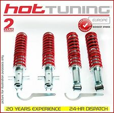 COIL OVER COILOVER VW CADDY MK2 ADJUSTABLE SUSPENSION FRONT AND REAR