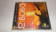 CD  World in Motion von DJ Bobo
