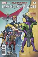 TALES OF SUSPENSE #101 (OF 5) PACHECO AVENGERS VARIANT MARVEL LEGACY COMICS