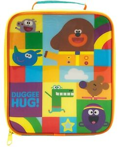 Hey Duggee Character Insulated Lunch Bag