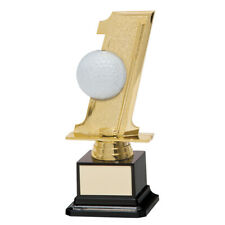 Hole In One Golf Trophy Award 180mm FREE Engraving New
