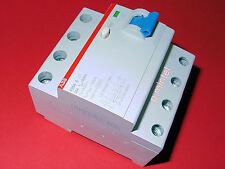 ABB FI-Schutzschalter F204A-25/0,03  25A  30mA  4-polig