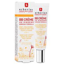 Erborian BB Crème Au Ginseng Clair Foundation Cream 15ml Korean K beauty