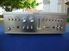 Rare Sony TA-1150 D Integrated Stereo Amplifier w/ Phono Input - Pro Tested!!