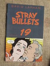 El Capitan Comics STRAY BULLETS #19 - David Lapham