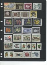 Stamps Austria Selection of mint unhinged inc. some sets