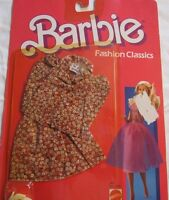 1986 Barbie Fashion Classics by Mattel