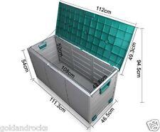 NEW Storage Box Outdoor Garden BBQ 290L All-Purpose Weatherproof RRP $120