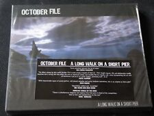 October File - A Long Walk On A Short Pier (SEALED NEW CD 2004)