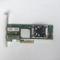 BroadcoM BCM957711A1113G 10G Optical Dual-port SFP+ 10GB NIC Network Card 0KJYD8