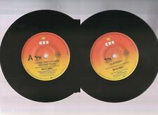 """BILLY JOEL, YOU'RE ONLY HUMAN / SURPRISES, 1985 7""""x45rpm SINGLE RECORD"""