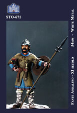 LA FORTEZZA SCALE MODEL STO-0671 - FANTE ANDALUSO XI SEC - 54mm METAL KIT