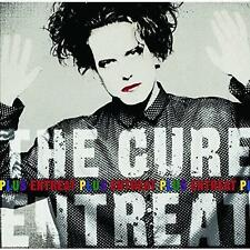 THE CURE ~ ENTREAT PLUS (2016) ~ 2 x 180gsm VINYL LP plus DIGITAL D'LOAD ~ *NEW*