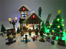 LED Light kit for Lego Winter Toy Shop set 10249 Christmas